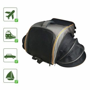 Pet Magasin Pet Travel Carrier Backpack [Airline Approved]