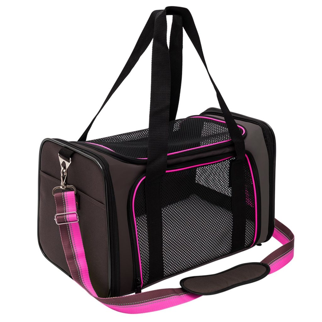 Aivituvin Large Soft-Sided Pet Carrier