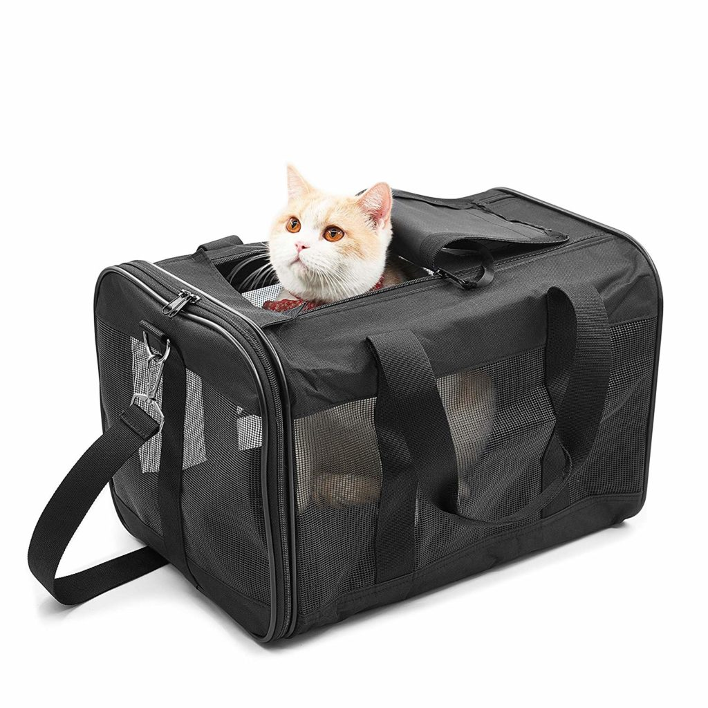 HITCH Pet Travel Carrier