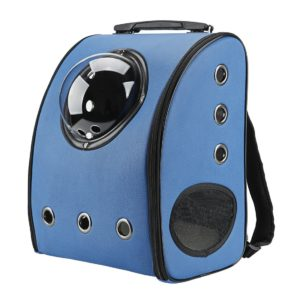 Texsens Innovative Traveler Bubble Backpack Pet Carriers for Cats