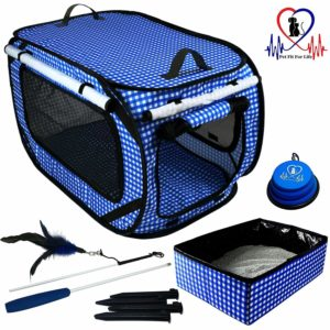 Pet Fit for Life collapsible cat litter box
