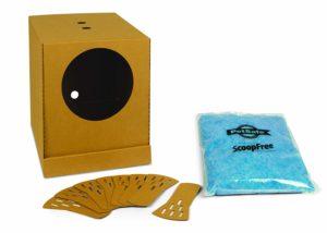 PetSafe Enclosed Disposable Litter Box
