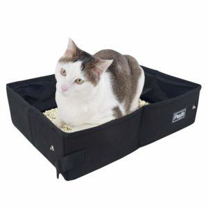 Petsfit foldable cat litter box