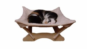 Cat Hammock Bed with Stand