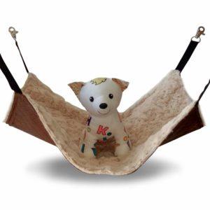 JOYELF Cat Hammock Bed Puppy small pet