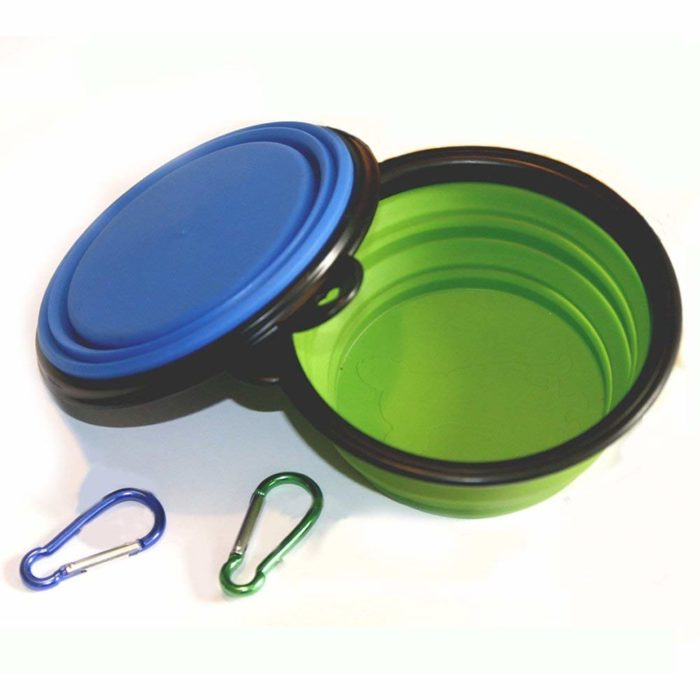COMSUN Collapsible Dog Bowl