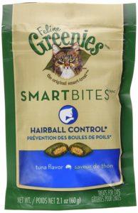 Feline Greenies Smartbites Cat Treats