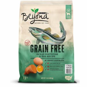Purina Beyond Grain Free Dry Cat Food