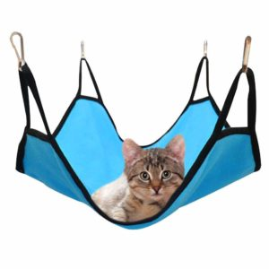 MICHLEY Wild Time Pet Cat Cage Hammock