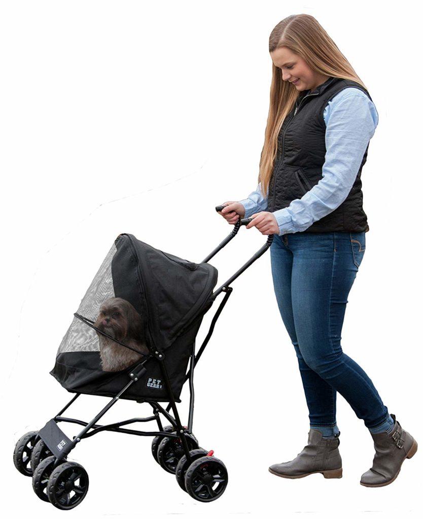 Pet Gear Ultra Lite Travel Stroller