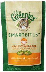 Feline Greenies 6-Pack Smart Bites Treat
