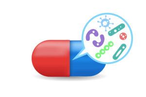 probiotics inside the pill