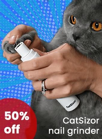 CatSizor nail grinder
